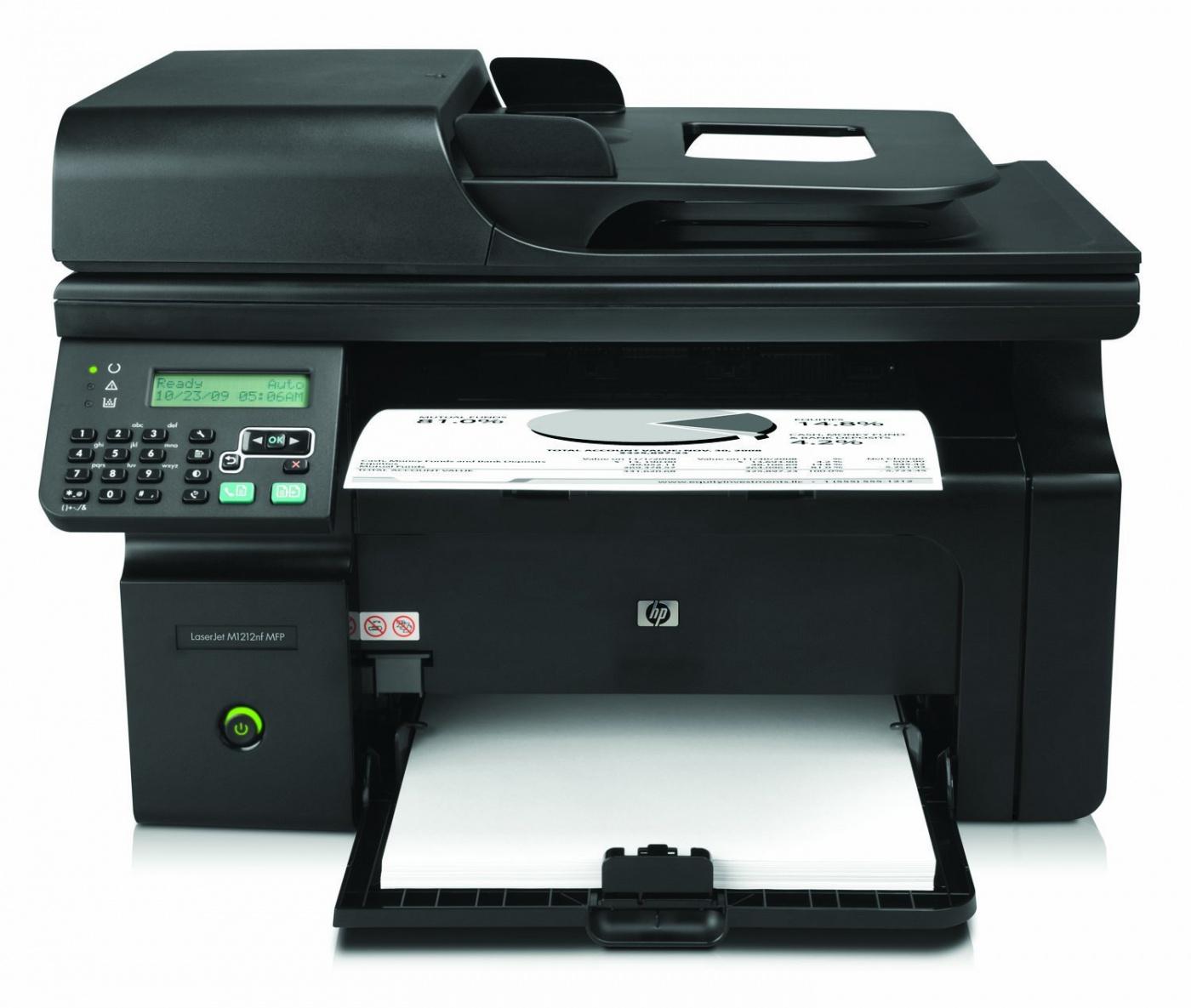 Ядро & Оборудование: Не работал принтер(МФУ) HP Laserjet M1212nf