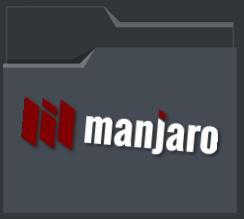Manjaro KDE Edition: Миниатюры содержимого папок Dolphin