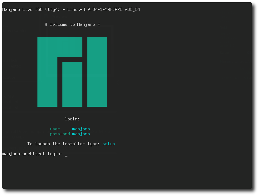 Новости: MANJARO-ARCHITECT ISO 17.0.2