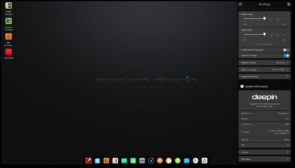 Новости: Manjaro-Community Editions 17.0.4