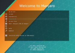 Учебники (How-To & F.A.Q): Manjaro покоряет упрямый ноутбук без DVD и USB