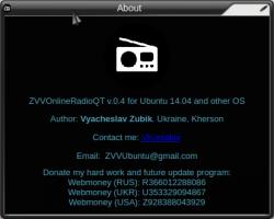 Софт: Еще одна программа для прослушивания радио. Встречайте ZVVOnlineRadio!