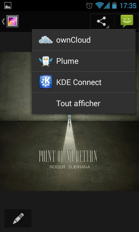 Manjaro XFCE Edition: Использование KDEConnect на Android вместе с  Xfce