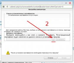 Софт: Не выпадает дополнительное окно Firefox