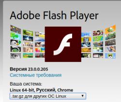 Учебники (How-To & F.A.Q): Adobe Flash для Chromium c воспроизведения защищенной трансляции drm например просмотр 1го канала (ОРТ)