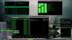 Оформление  и Скриншоты: JWM Desktop