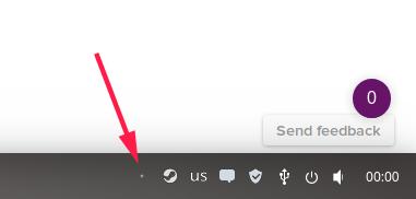 Manjaro Other: Manjaro Deepin. Syncthing GTK. Некорректно отображается иконка в трее.