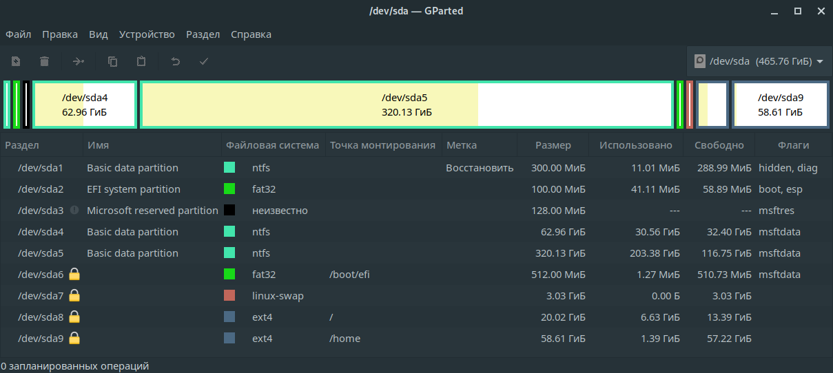Manjaro Other: Нужна помощь в установке Manjaro GNOME!