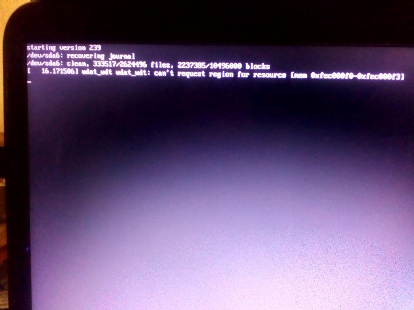 Ядро & Оборудование: Manjaro Deepin (17.1.11). Драйвера AMD