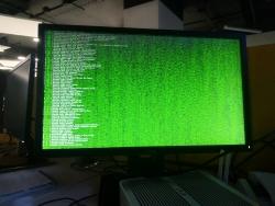 Уголок новичка: Зеленый экран смерти (как синий, только зеленый)