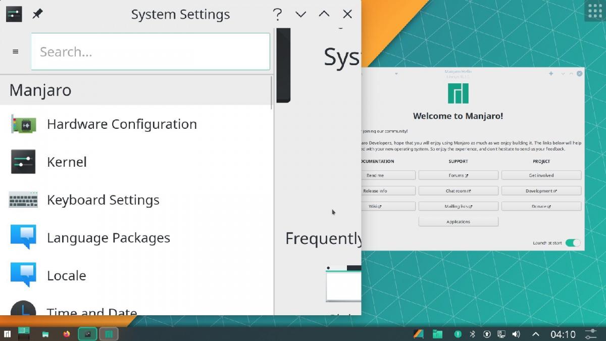 Manjaro KDE Edition: Проблема с драйвером nvidia и размером программ.