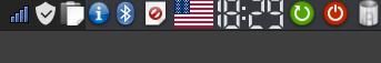 Manjaro XFCE Edition: Проблема отображения иконки громкости на панеле