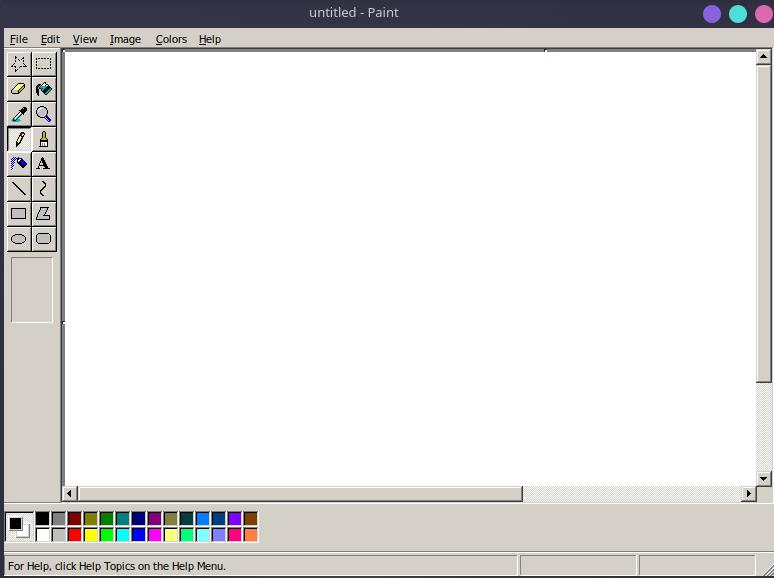 Manjaro KDE Edition: Wine